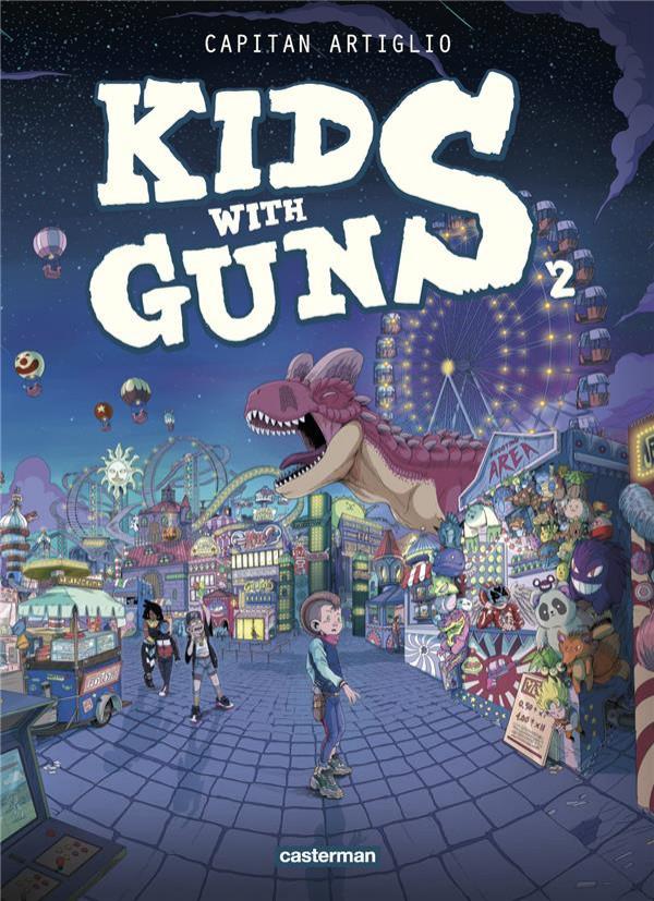 Couverture de Kids with guns -2- Tome 2