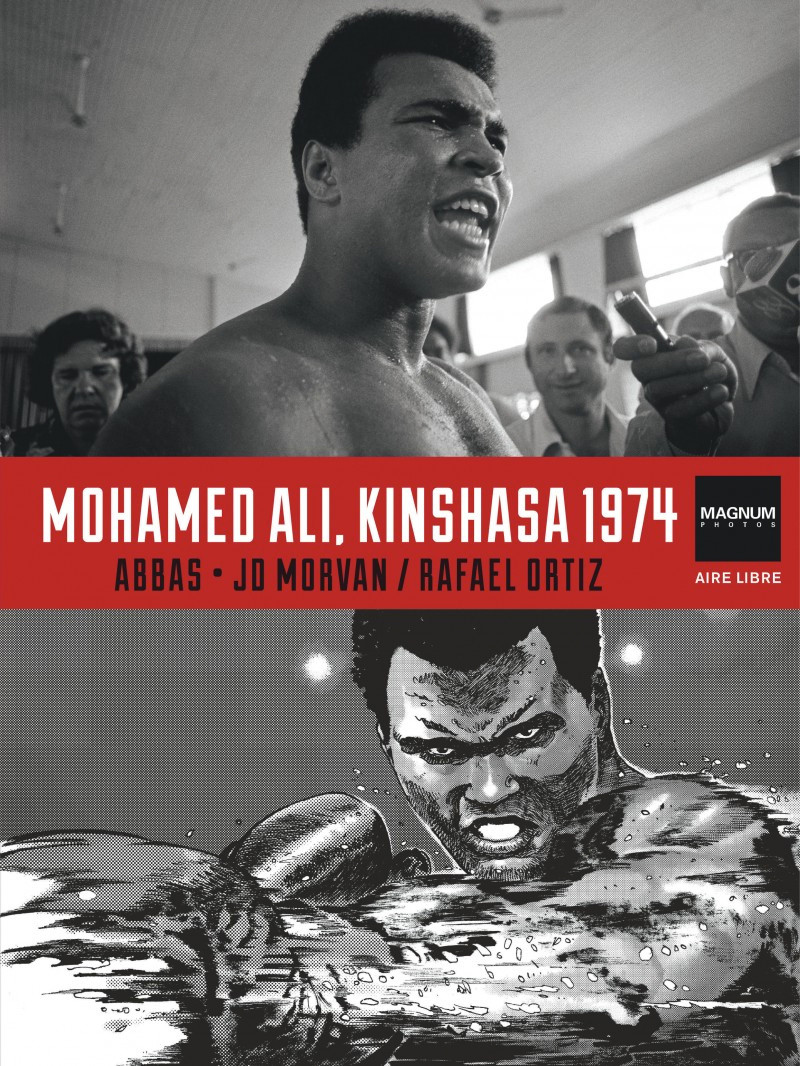 Couverture de Magnum Photos -4- Mohamed Ali, Kinshasa 1974
