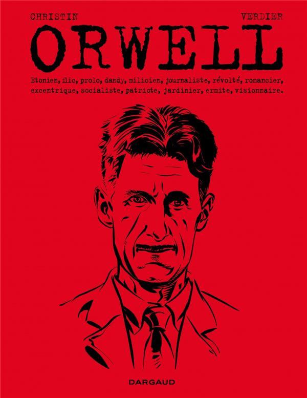 Couverture de Orwell
