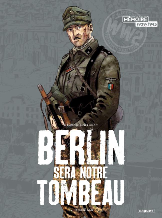 Couverture de Berlin sera notre tombeau -1- Neukölln