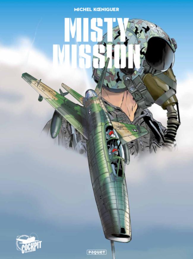Couverture de Misty Mission -INT- Intégrale