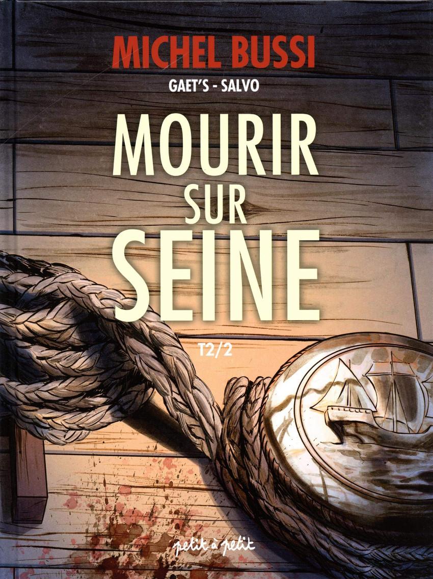 Couverture de Mourir sur Seine -2- Tome 2