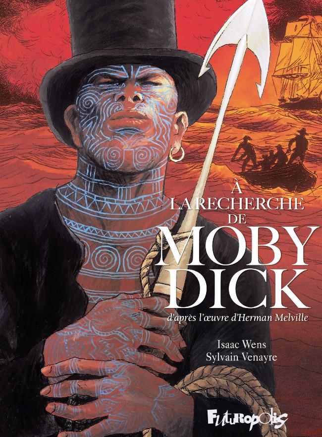 Couverture de À la recherche de Moby Dick