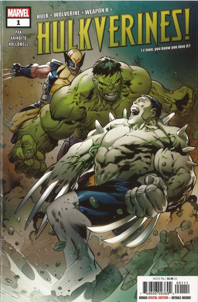 Couverture de Immortal Hulk (The) (2018) -INT02- The Greeen Door