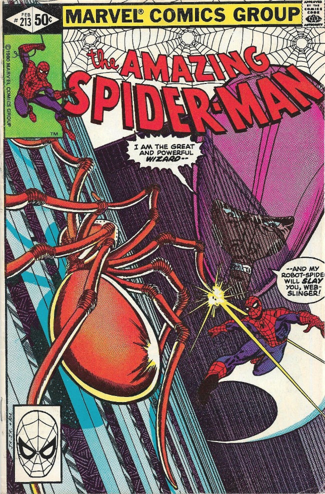 Couverture de The amazing Spider-Man Vol.1 (Marvel comics - 1963) -213- All They Want To Do Is Kill You, Spider-Man...