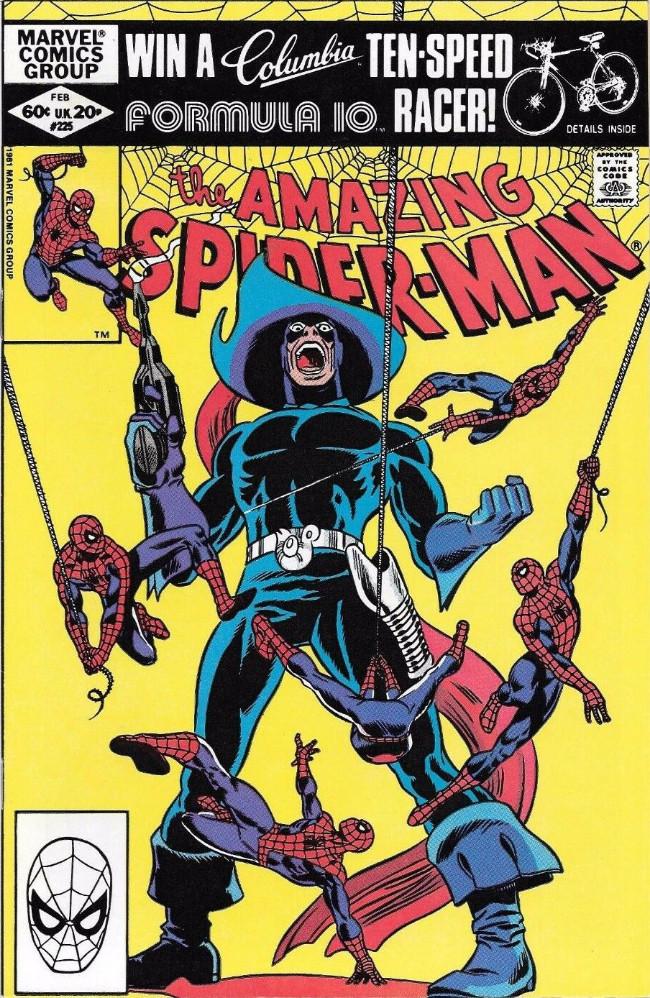 Couverture de The amazing Spider-Man Vol.1 (Marvel comics - 1963) -225- Fools...Like Us!