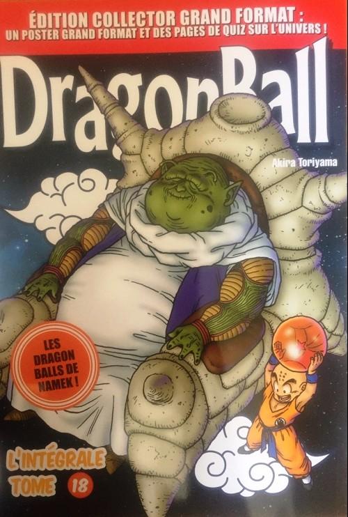 Couverture de Dragon Ball - La Collection (Hachette) -18- Tome 18