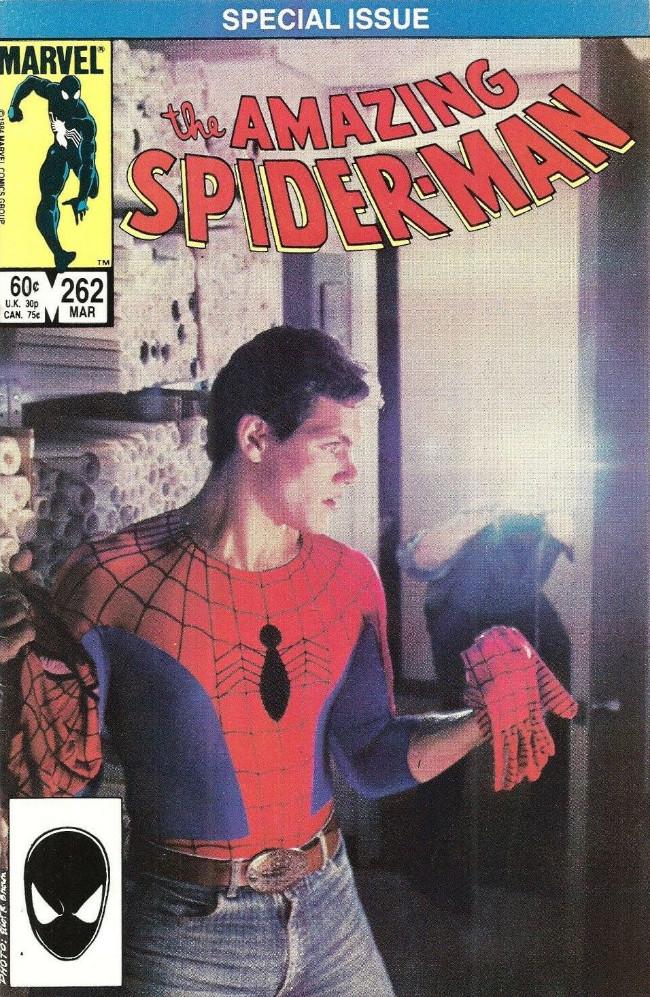 Couverture de The amazing Spider-Man Vol.1 (Marvel comics - 1963) -262- Trade Secret