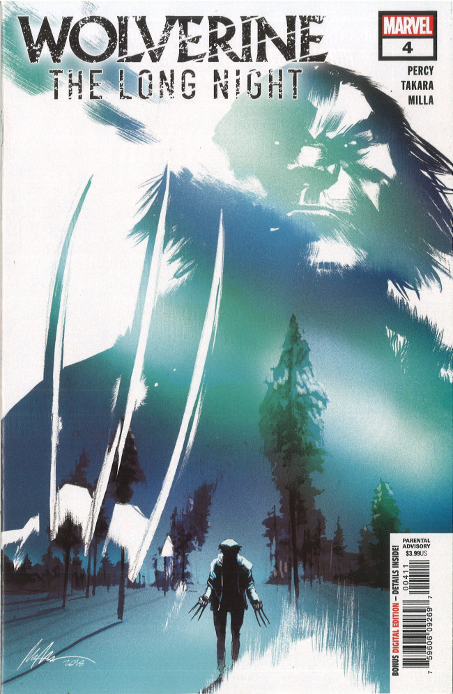 Couverture de Wolverine: The Long Night (2019) -4- Issue #4