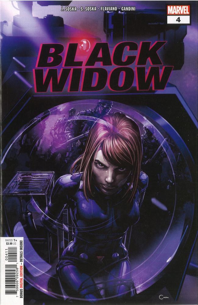 Couverture de Black Widow (2019) -4- #4
