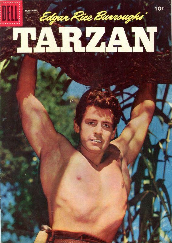 Couverture de Tarzan (Dell - 1948) -86- (sans titre)