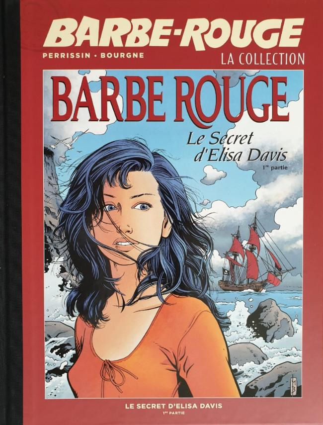 Couverture de Barbe-Rouge (Eaglemoss) -33- Le Secret d'Elisa Davis - Partie 1