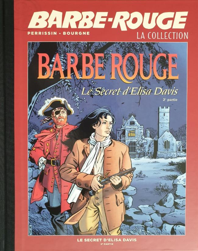 Couverture de Barbe-Rouge (Eaglemoss) -34- Le Secret d'Elisa Davis - Partie 2