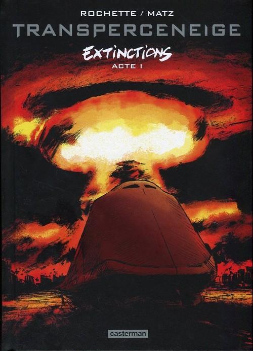 Couverture de Le transperceneige -5- Extinctions acte 1