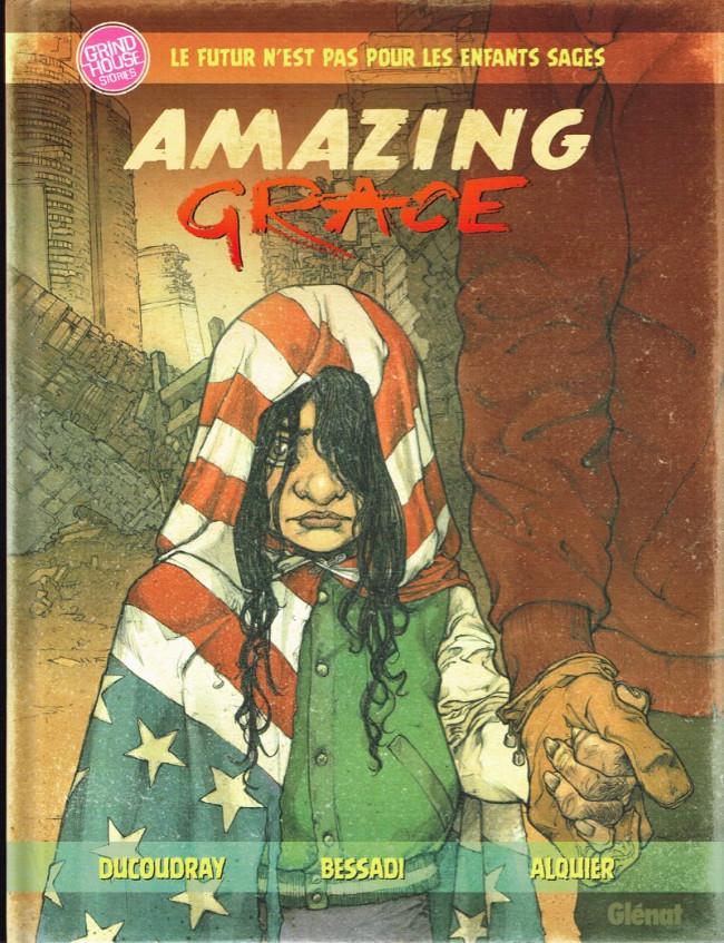 Couverture de Amazing Grace -1- Tome 1