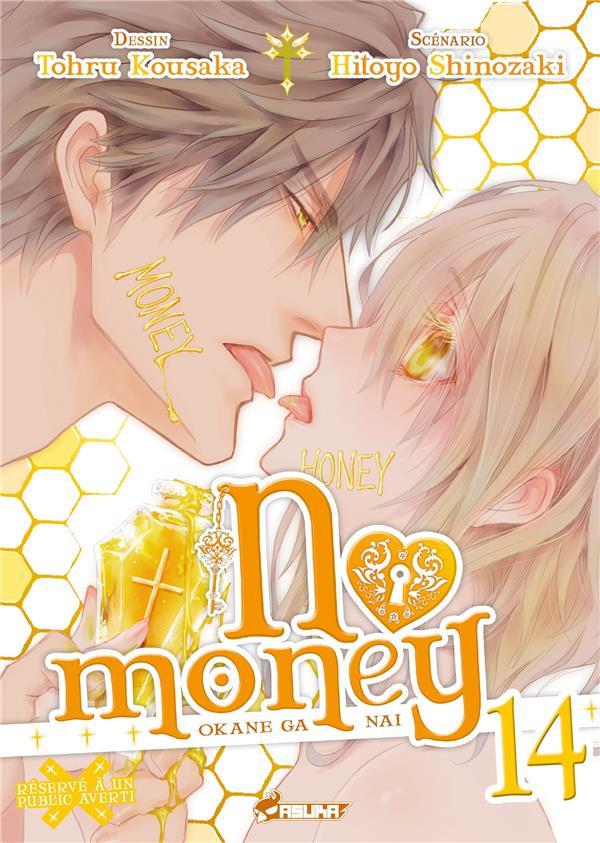 Couverture de No Money -14- Tome 14