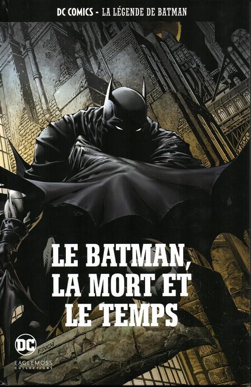 Couverture de DC Comics - La légende de Batman -4550- Le batman, la mort et le temps