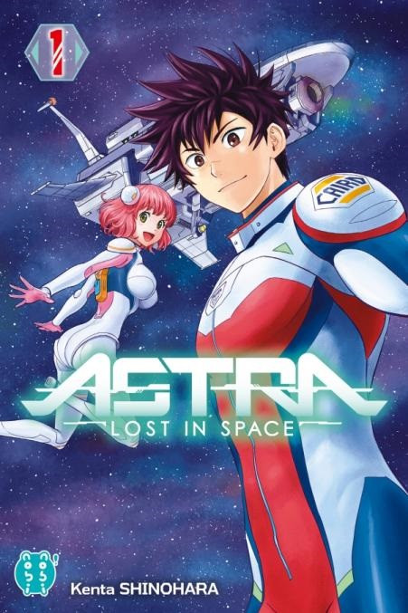Couverture de ASTRA - Lost in space -1- Tome