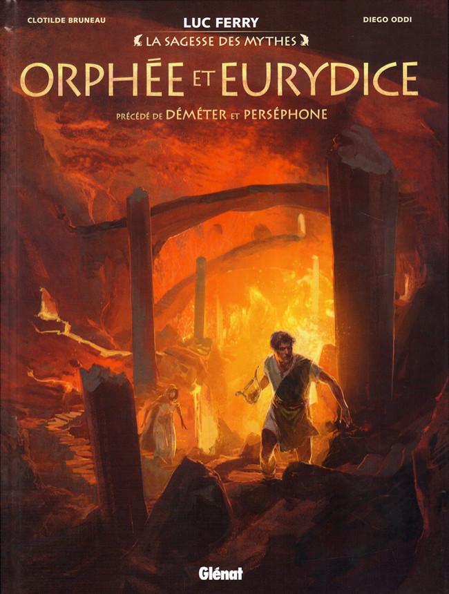 Couverture de Orphée et Eurydice - Précédé de Déméter et Perséphone