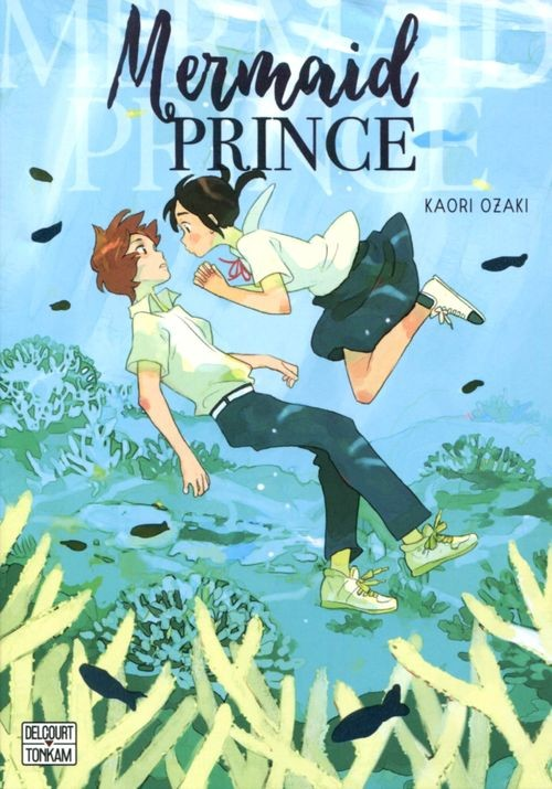 Couverture de Mermaid Prince