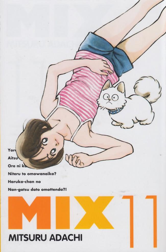 Couverture de Mix -11- Tome 11
