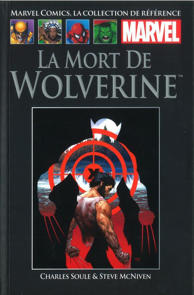 Couverture de Marvel Comics - La collection (Hachette) -136103- La Mort de Wolverine