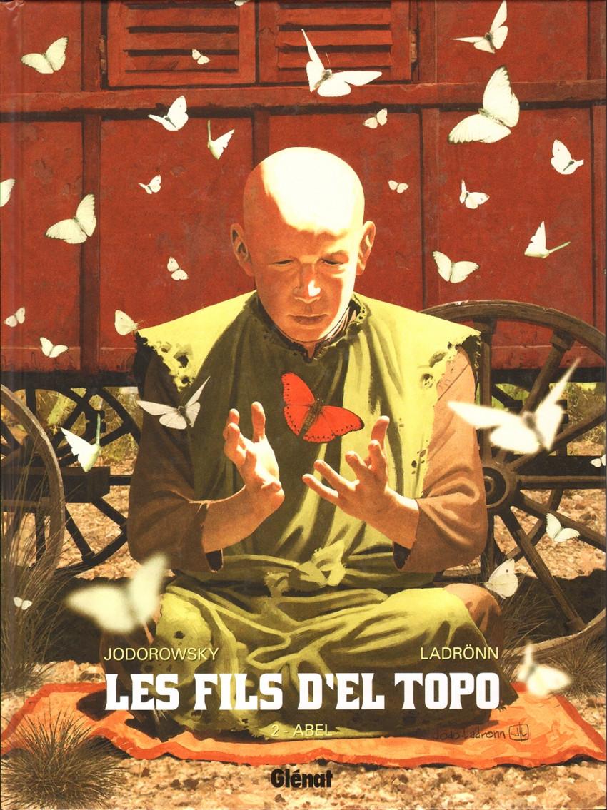 Couverture de Les fils d'El Topo -2- Abel