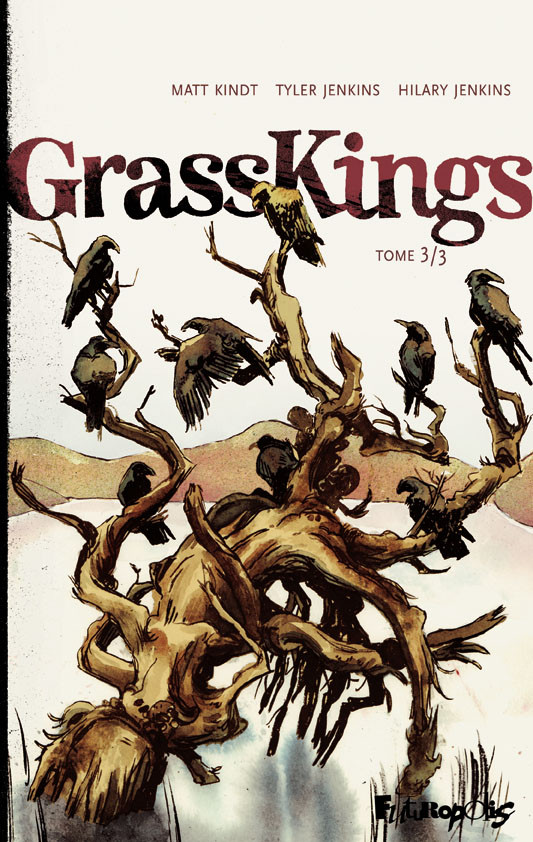 Couverture de Grass Kings -3- Tome 3