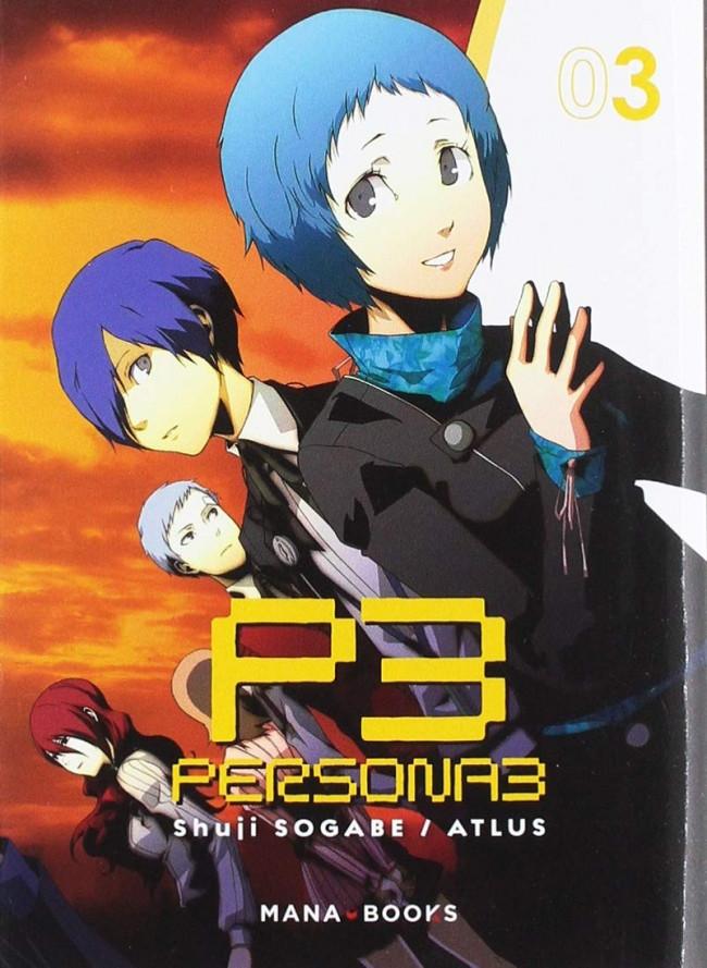 Couverture de Persona 3 -3- Tome 3