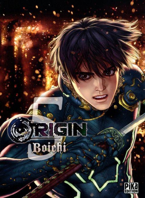 Couverture de Origin -5- Volume 5