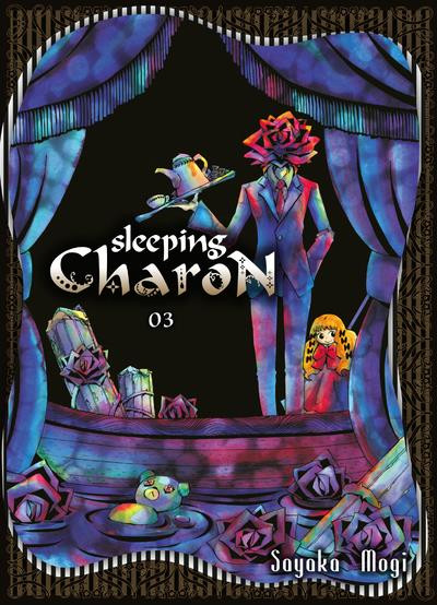 Couverture de Sleeping Charon -3- Tome 3