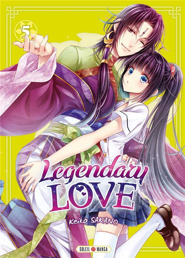 Couverture de Legendary Love -5- Tome 5