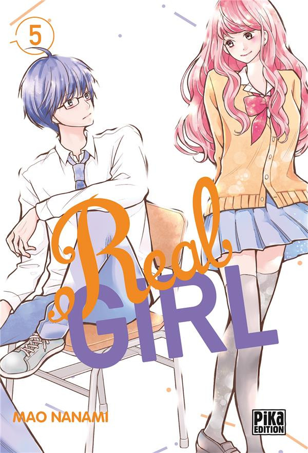 Couverture de Real girl -5- Tome 5