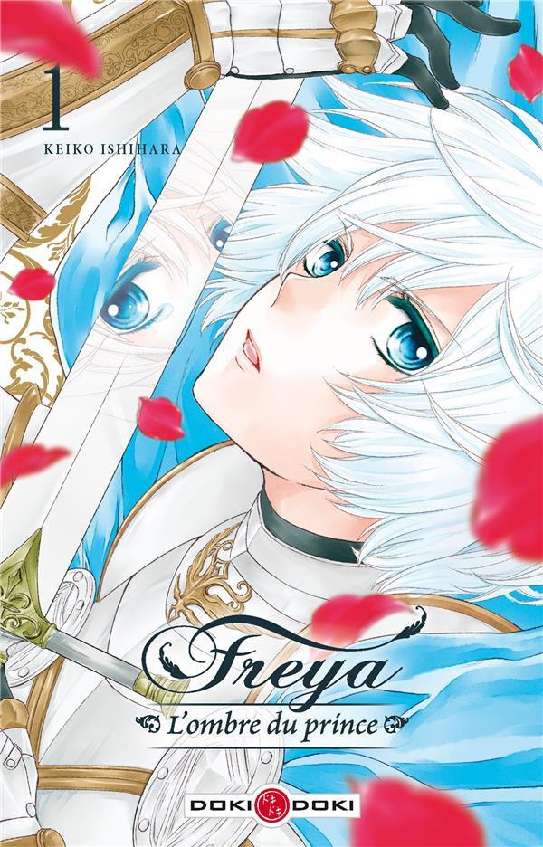 Couverture de Freya - L'ombre du prince -1- Tome 1