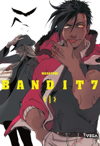 Couverture de Bandit 7 -1- Tome 1