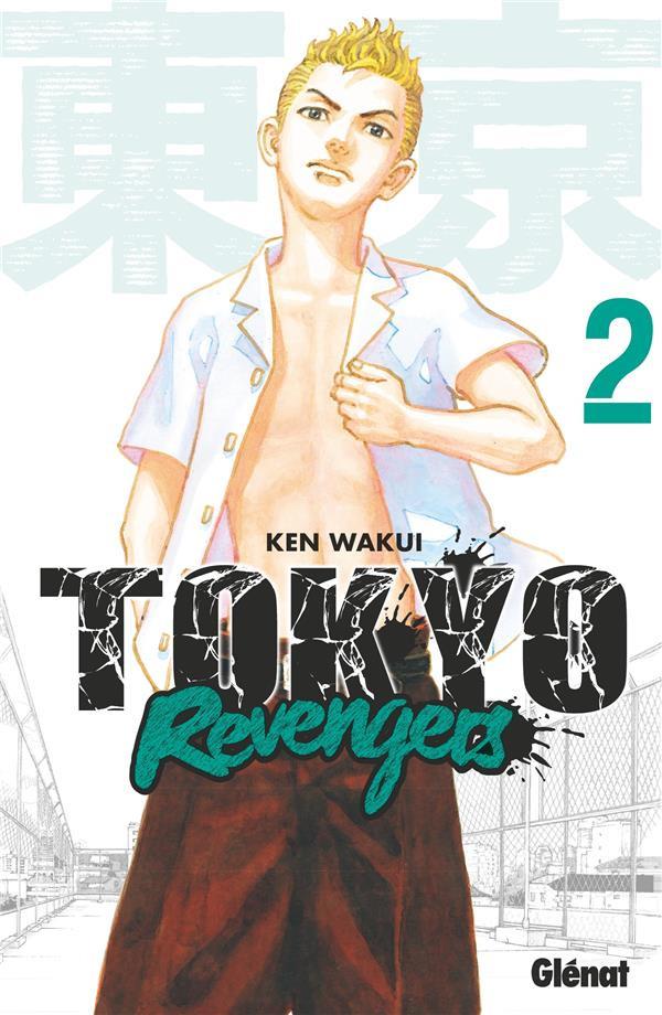 Couverture de Tokyo Revengers -2- Tome 2