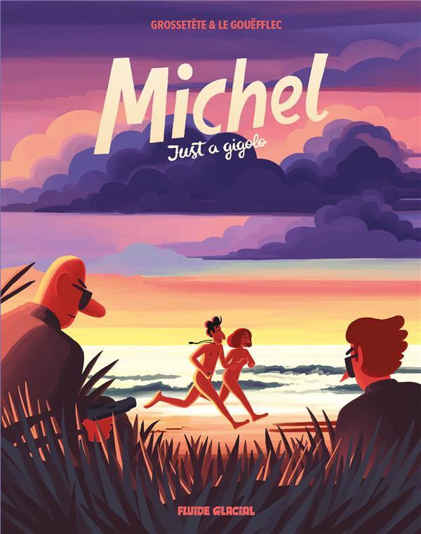 Couverture de Michel -2- Just a gigolo