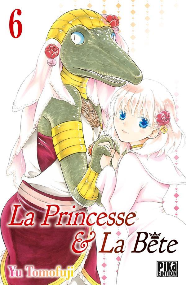 Couverture de La princesse & La Bête -6- Tome 6