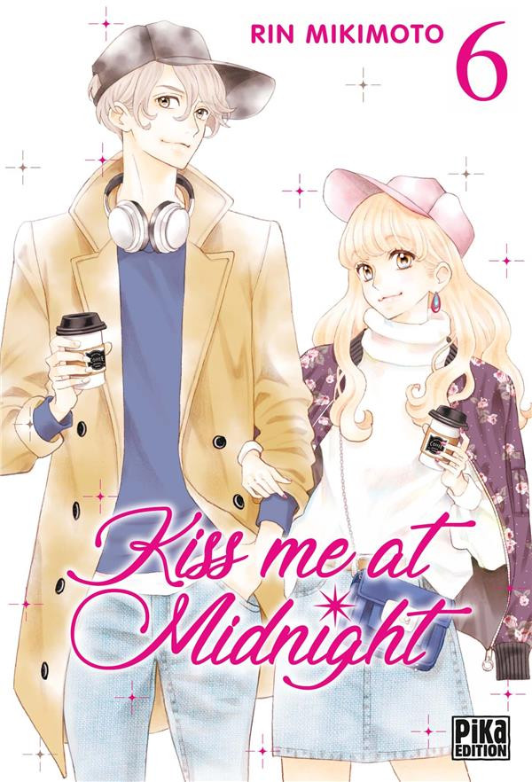 Couverture de Kiss me at Midnight -6- Tome 6