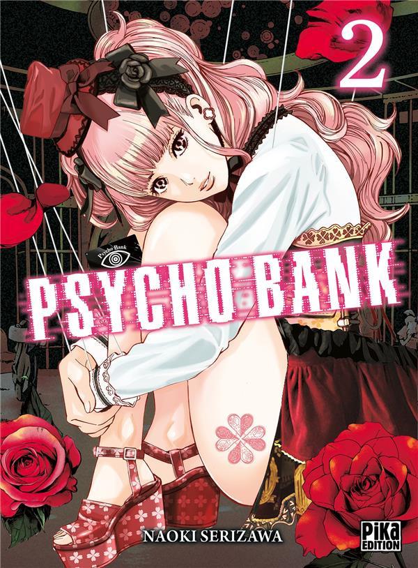 Couverture de Psycho Bank -2- Tome 2
