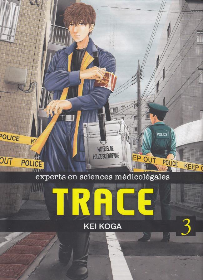 Couverture de Trace -3- Tome 3