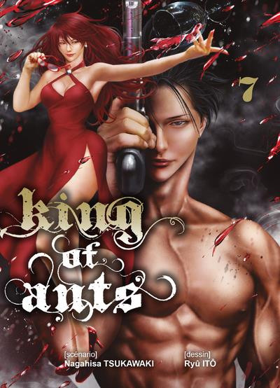 Couverture de King of Ants -7- Tome 7