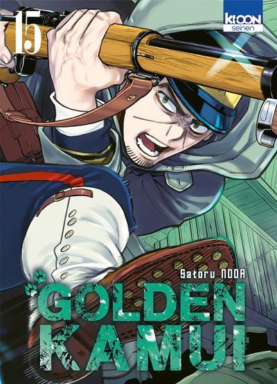 Couverture de Golden Kamui -15- Tome 15