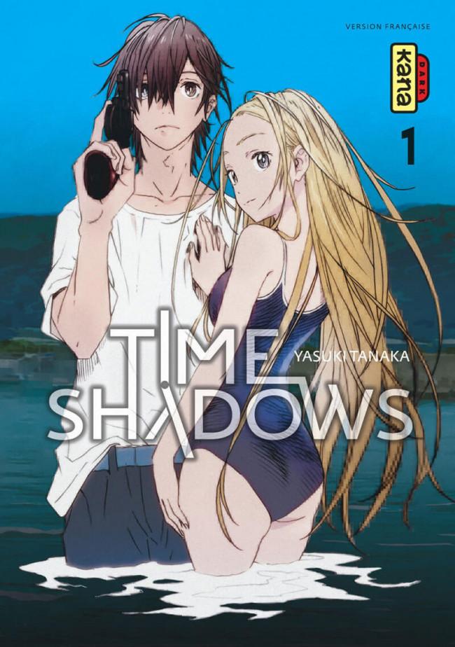 Couverture de Time shadows -1- Tome 1