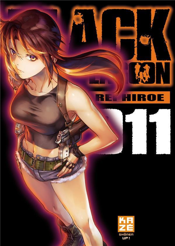 Couverture de Black Lagoon -11- Volume 11