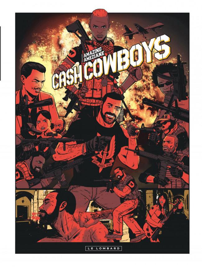 Couverture de Cash cowboys