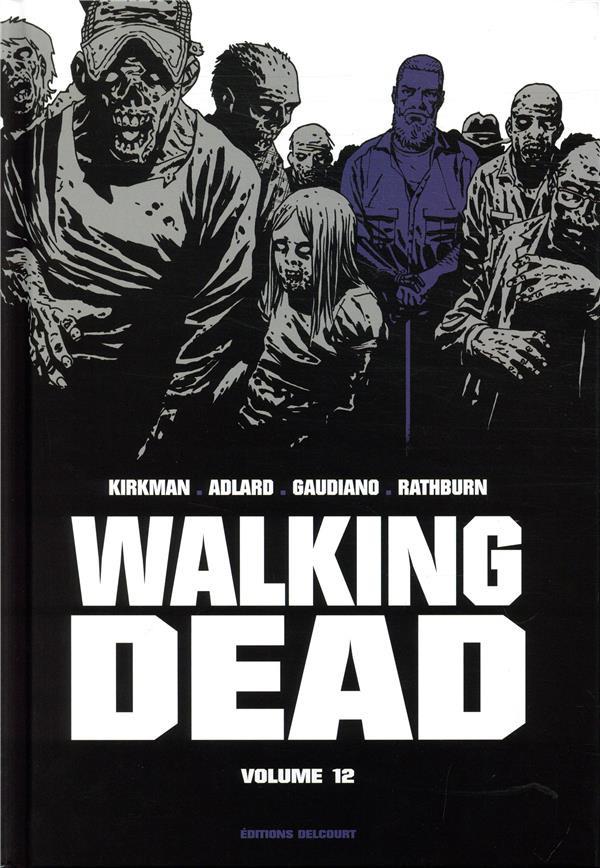 Couverture de Walking Dead -INT12- Volume 12
