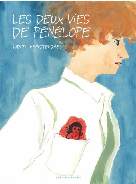 Couverture de Les deux vies de Pénélope - Les Deux vies de Pénélope