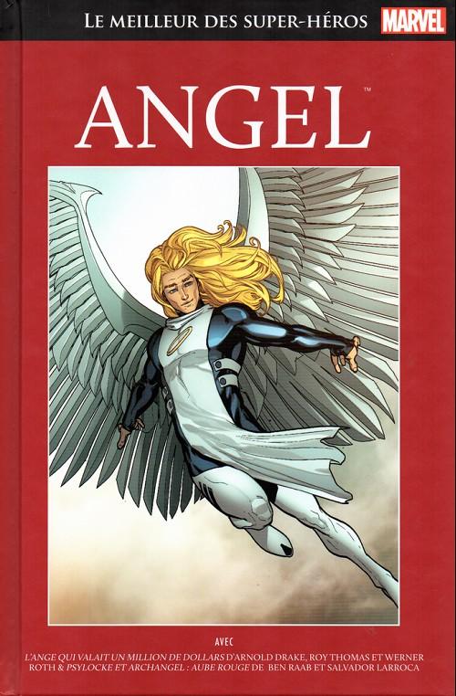 Couverture de Marvel Comics : Le meilleur des Super-Héros - La collection (Hachette) -88- Angel