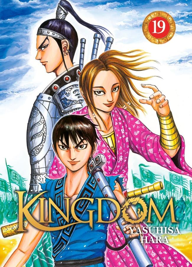 Couverture de Kingdom -19- Tome 19